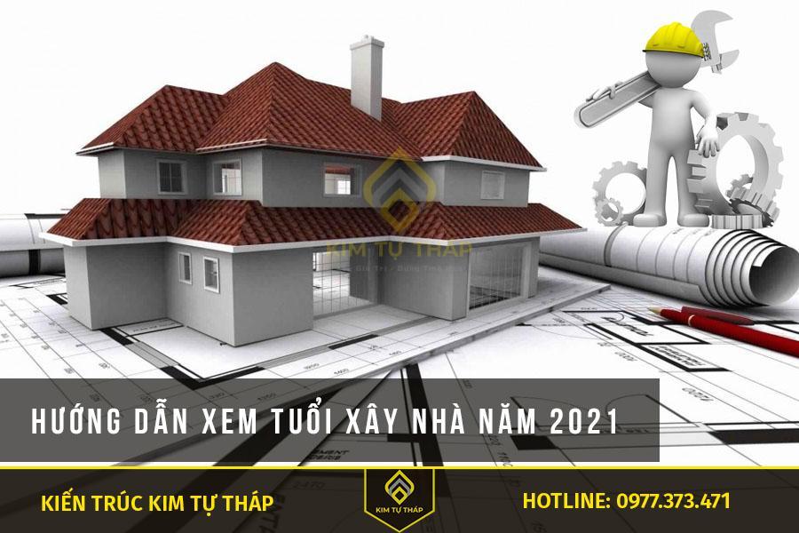 xem tuổi xây nhà